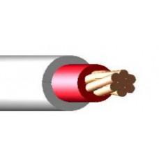 0.6/1kV 1C x 2.5mm2 Stranded Cu PVC/PVC Red/White