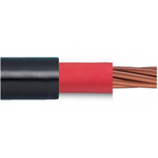 0.6/1kV 1C x 1.5mm2 Stranded Cu PVC/PVC Red/Black