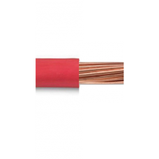 0.6/1kV 1C x 70mm2 Stranded Cu PVC Red