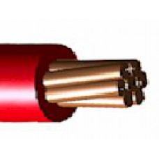 0.6/1kV 1C x 16mm2 Stranded Cu XLPE Red
